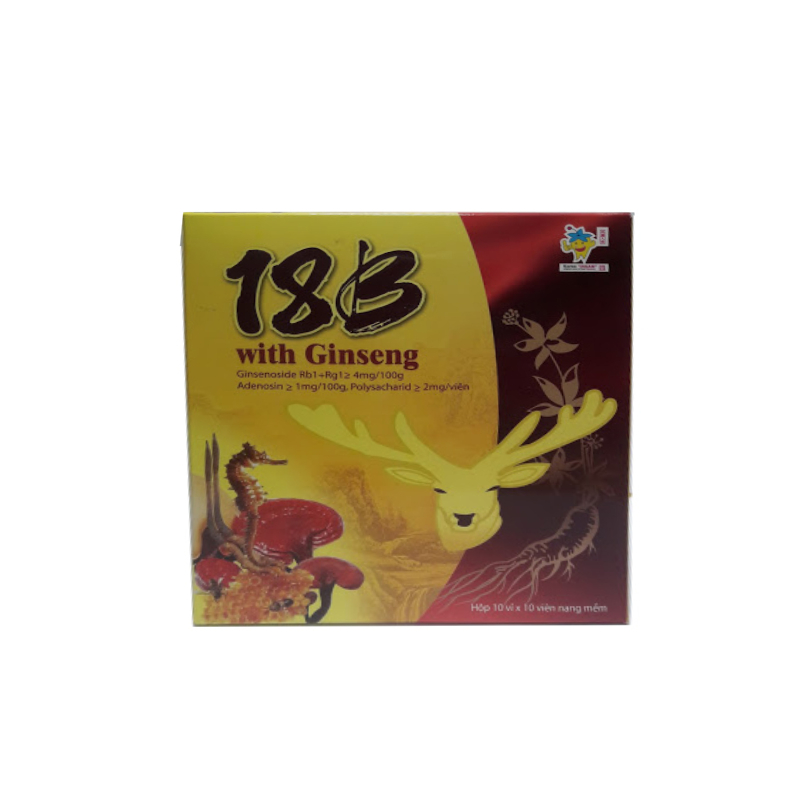 18B With Ginseng