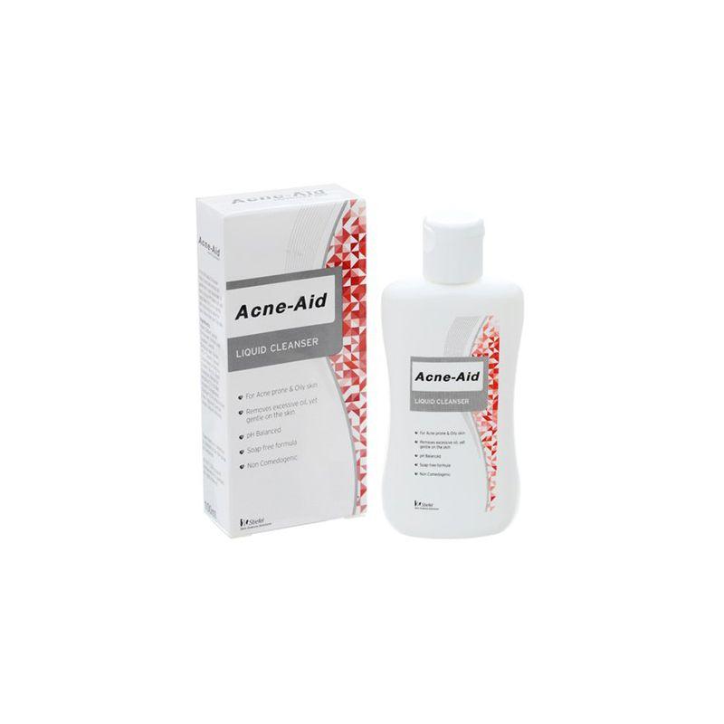 Acne Aid Liquid Cleanser Sữa Rửa Mặt Trị Mụn 100Ml