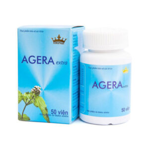 Agera Extra Kingphar Hộp 50 viên - Trị Viêm Mũi, Viêm Xoang