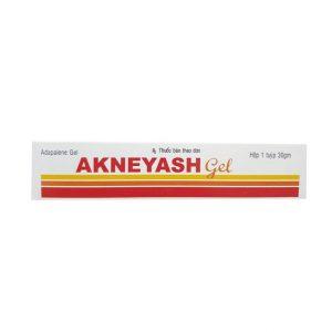 Thuốc Akneyash GelbTuýp 30g - Trị Mụn Trứng Cá hiệu quả