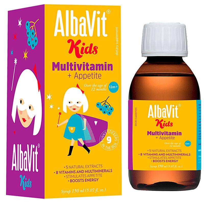 Albavit Kids Lọ 150ml