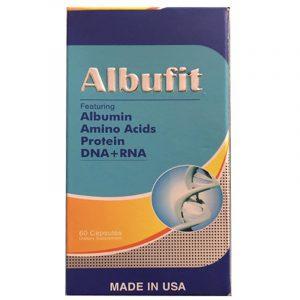 Albufit Hộp  60 Viên - Giúp Phục Hồi Thể Lực