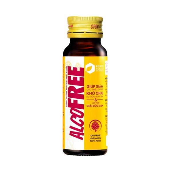 Alcofree Lọ 50 ml - Nước Giải Rượu Hiệu Quả