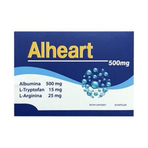 Alheart Hộp 30 Viên  - Hỗ Trợ Tăng Cường Sức Khỏe