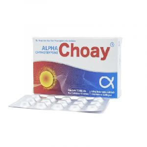 Alpha Choay Hộp 20 viên - Điều trị nhiễm khuẩn