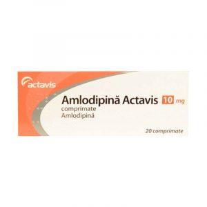 Amlaxopin 10 Hộp 30 Viên - Điều Trị Đau Thắt Ngực Ổn Định