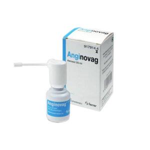 Anginovag Lọ 20 ml - Thuốc Xịt Họng