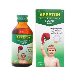 Appeton 120ml - Giúp trẻ ăn ngon miệng