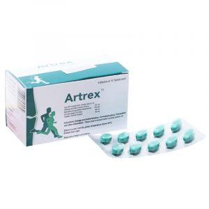 Artrex Hộp 60 viên - Hỗ Trợ Cải Thiện Bệnh Xương Khớp