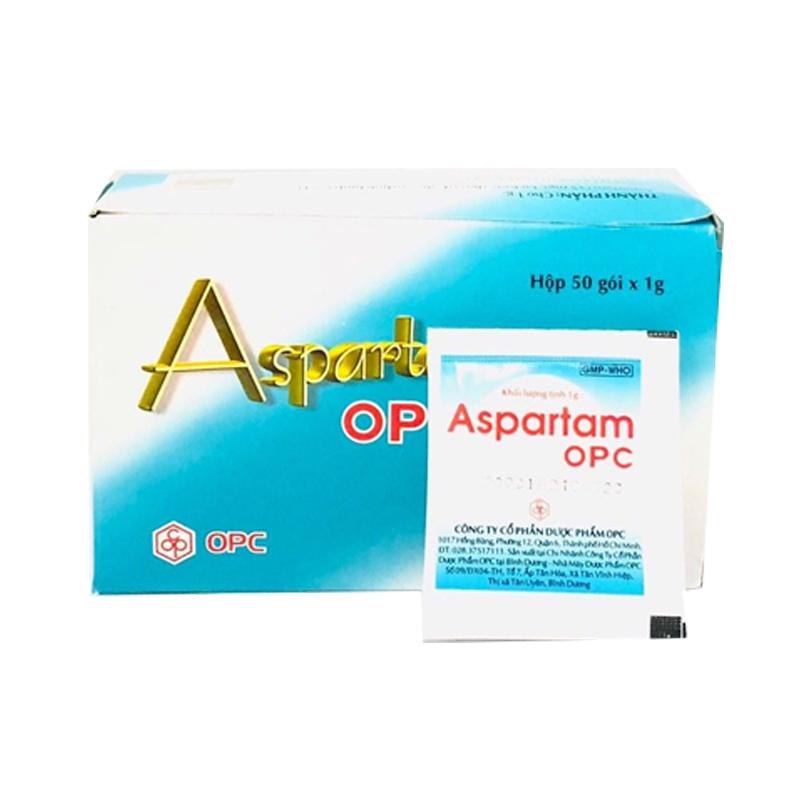 Aspartam OPC