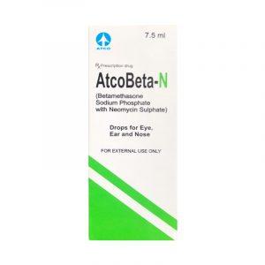 Thuốc Atcobeta - Lọ 7.5ml - Điều Trị Viêm Kết Mạc Dị Ứng