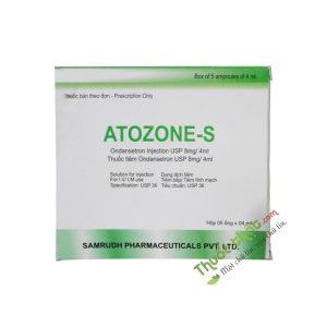 Atozone - S 8Mg/4Ml - Thuốc Chống Nôn