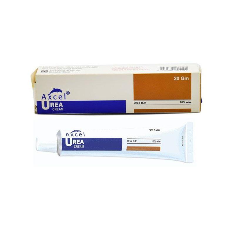 Axcel Urea Cream Tuýp 20g - Dưỡng ẩm da, ngăn ngừa các bệnh da liễu