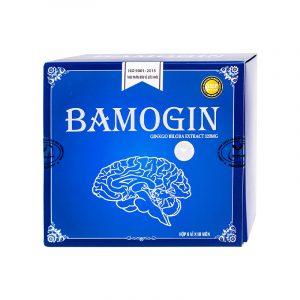 Bamogin Thành Công Hộp 60 Viên -  Tăng Cường Tuần Hoàn Não