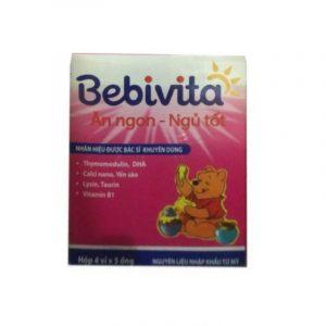 Bebivita - Hỗ trợ ăn ngon ngủ tốt