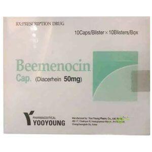 Beemenocin 50mg - Điều trị bệnh khớp thoái hóa