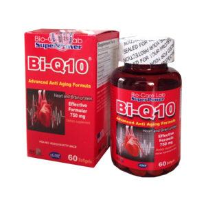 Bi-Q10 Lọ 60 Viên - Phòng Ngừa Bệnh Tim Mạch