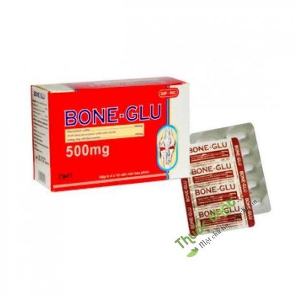 Bone glu - Điều trị bệnh xương khớp - Hộp 30 gói