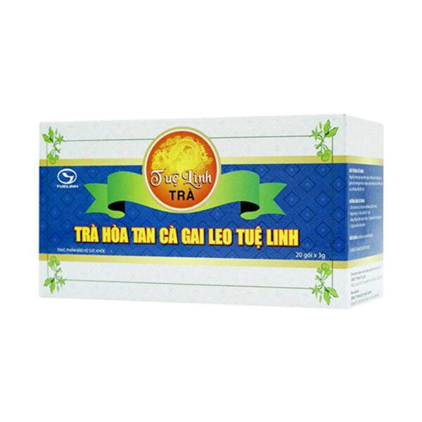 Cà Gai Leo Tuệ Linh Hộp 25 Gói - Bảo Vệ Tế Bào Gan