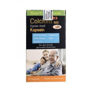 Calcium D3 600 Lọ 60 viên - Phòng loãng xương ở người già