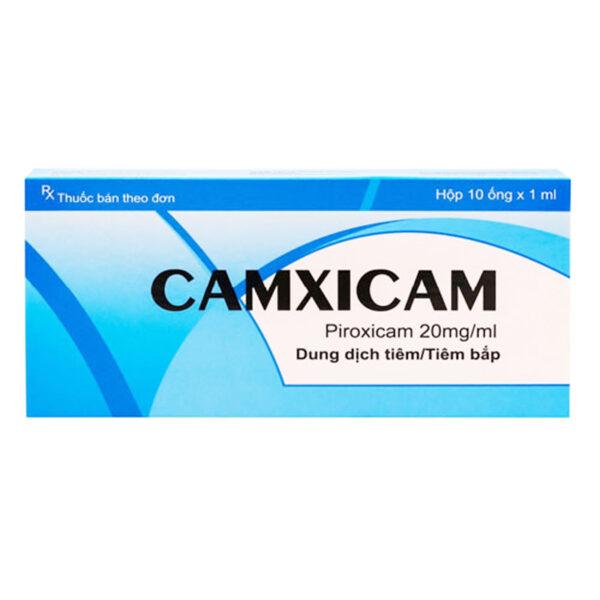 Thuốc Camxicam - Hộp 10 Ống - Viên Đa Khớp Dạng Thấp