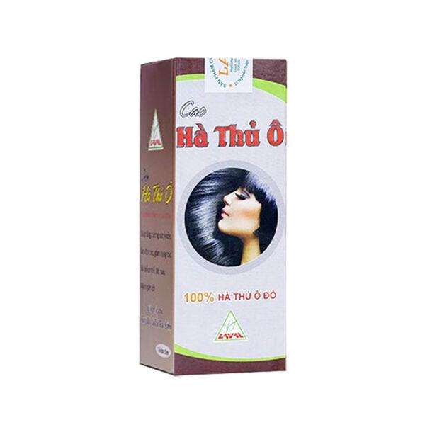 Cao Hà Thủ Ô Lava Hộp 50Ml - Giảm Rụng Tóc