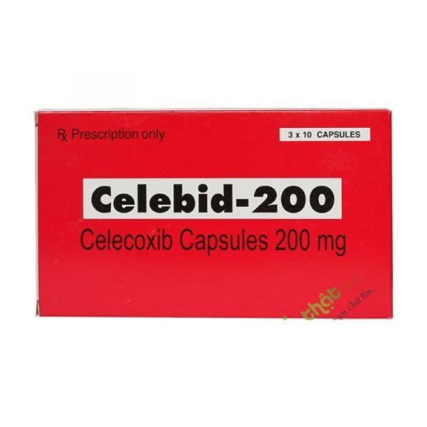 Thuốc Celebid 200 - Điều Trị Viêm Khớp Dạng Thấp