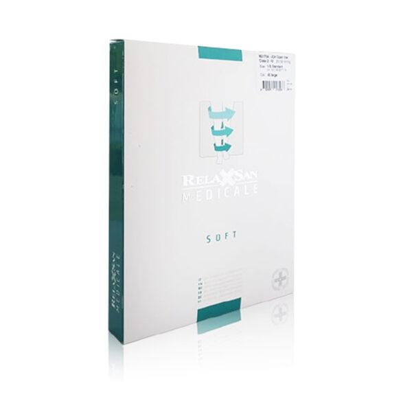 Class II - Microfiber Soft - Art.M2150 - Vớ Y Khoa Điều Trị Suy Tĩnh Mạch, Dạng Gối, Bít Ngón