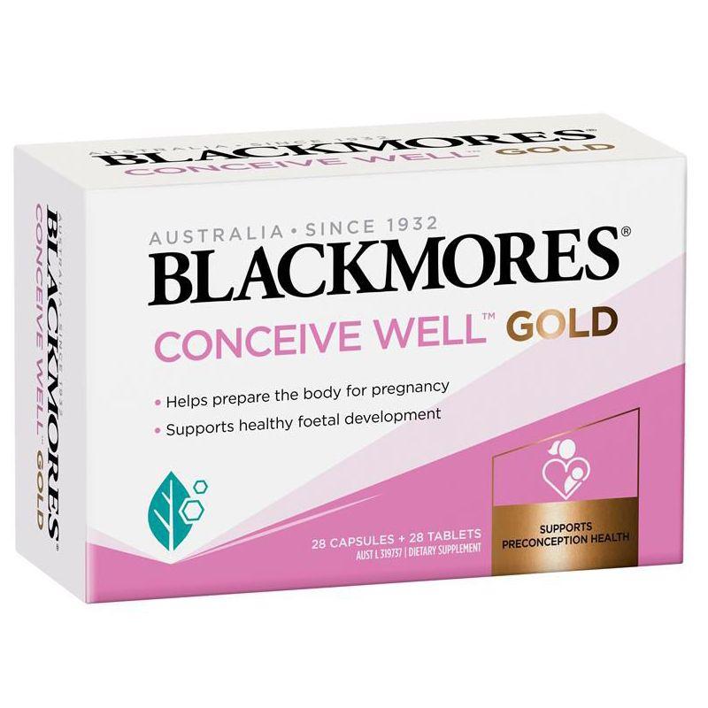 Conceive Well Gold Hộp 56 Viên