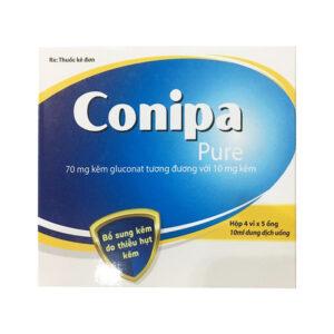 Conipa Pure - Hộp 20 Ống - Hỗ Trợ Miễn Dịch, Tăng Sức Đề Kháng