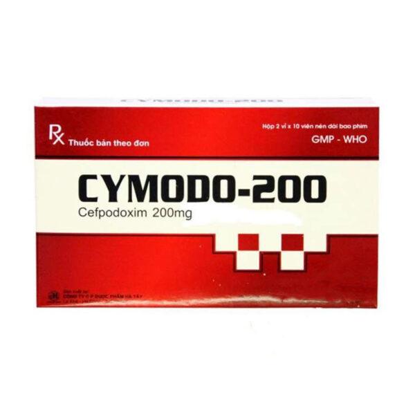 Cymodo 200mg - Thuốc điều trị nhiễm khuẩn