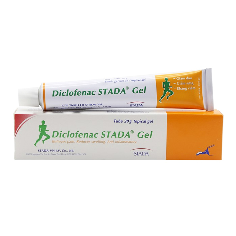 Diclofenac Stada