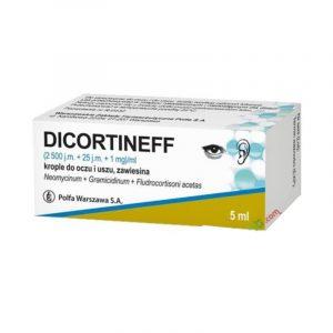 Dicortineff 5ml - Thuốc Nhỏ Mắt