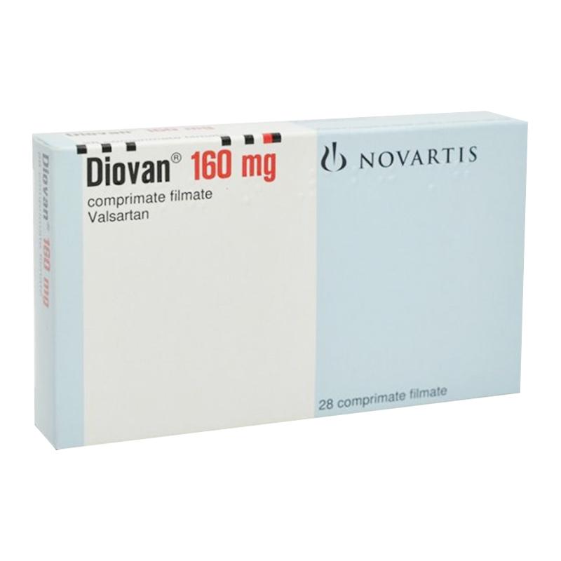 Diovan160 Hộp 28 viên