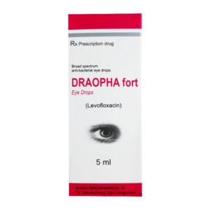 Draopha Lọ 5ml - Điều Trị Viêm Kết Mạc