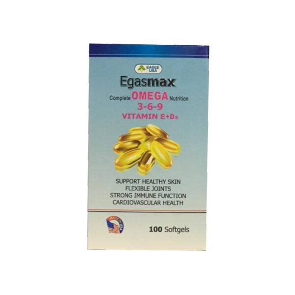 Thực phẩm chức năng bổ sung Omega 3 - 6 - 9 Egasmax