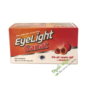Eyelight Ganat Hộp 30 Viên - Viên Uống Bổ Mắt
