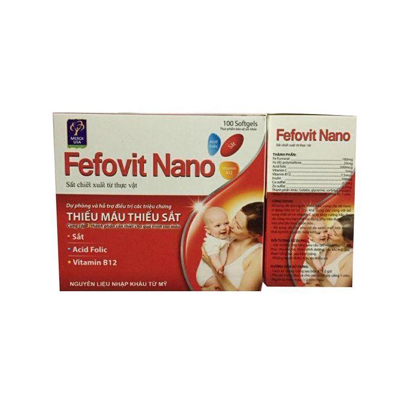 Fefovit Nano