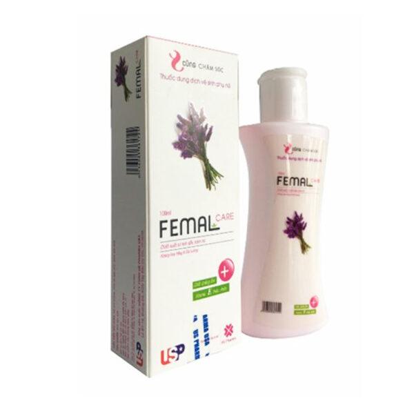 Femal Care Chai 100ml - Dung Dịch Vệ Sinh Phụ Nữ