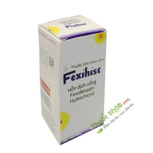 Thuốc Fexihist 60 ml