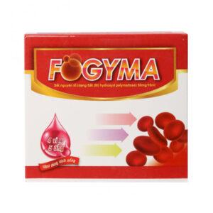 Thuốc Fogyma - Hộp 20 Ống - Trị Và Phòng Ngừa Thiếu Máu