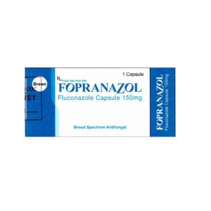 Fopranazol Hộp 1 Viên - Điều Trị Viêm Nhiễm Phụ Khoa