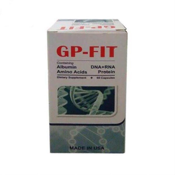 GP - Fit - Thuốc bổ sức khỏe - Hộp 60 viên