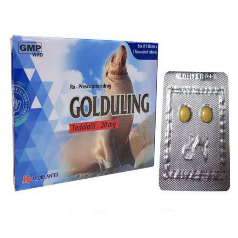 Golduling Hộp 2 Viên