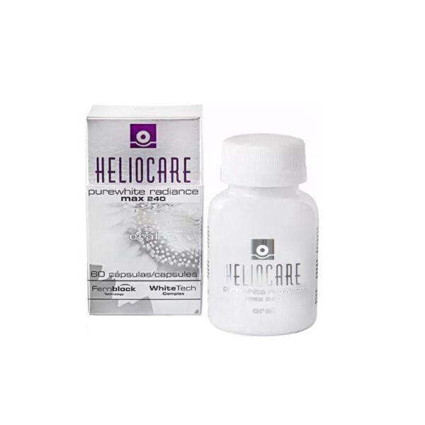 Heliocare Purewhite Radiance Hộp 60 Viên  - Viên Trắng Da