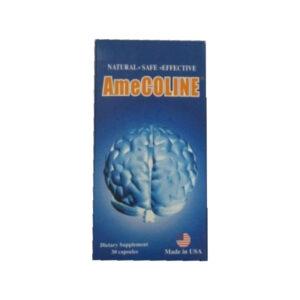 Amecolin - Lọ 30 Viên - Hoạt Huyết Dưỡng Não