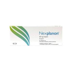 Implanon 68 mg Hộp 1 Que - Tránh Thai Cấy Dưới Da