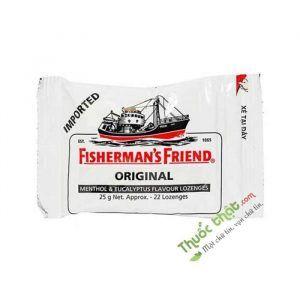 Kẹo Cay Con Tàu Fisherman's Friend Original