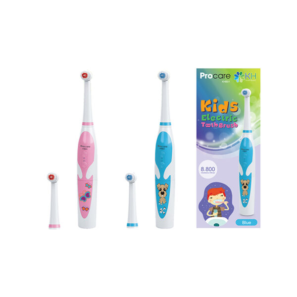 KHB01 - Bàn Trải Đánh Răng Điện Trẻ Em
