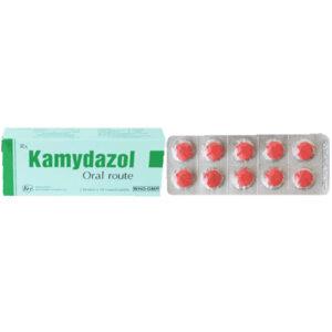 Kamydazol Hộp 28 viên - Điều trị nhiễm khuẩn răng miệng